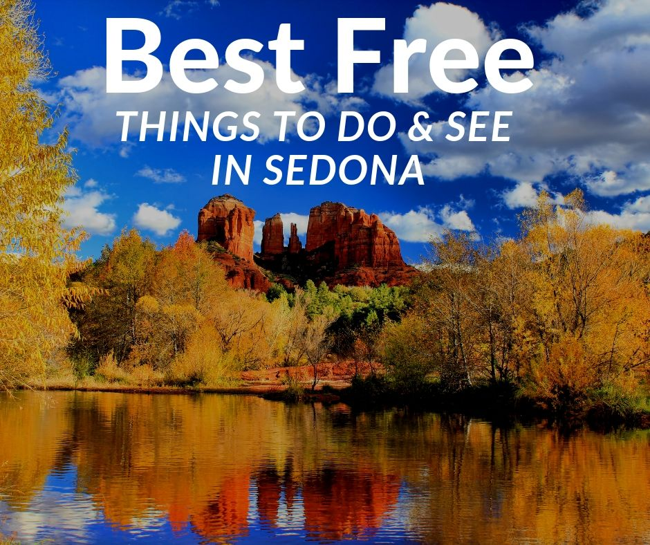 Best Free Things to Do in Sedona Arizona
