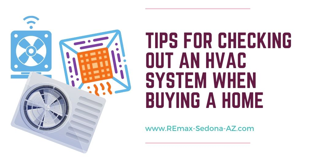 Tips for Checking Out an HVAC System When Buying a Home