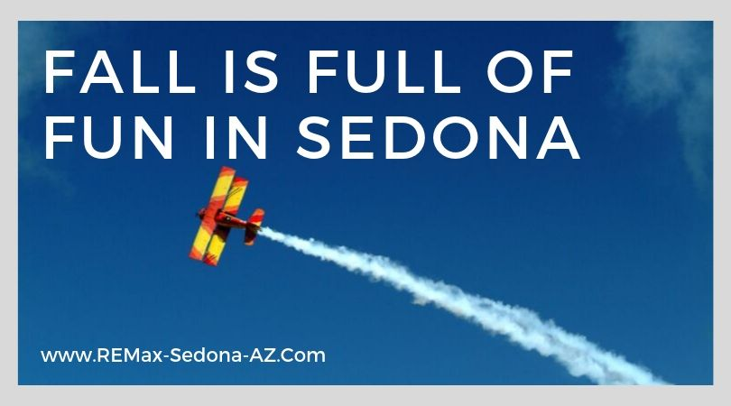 Fall is Full of Fun in Sedona