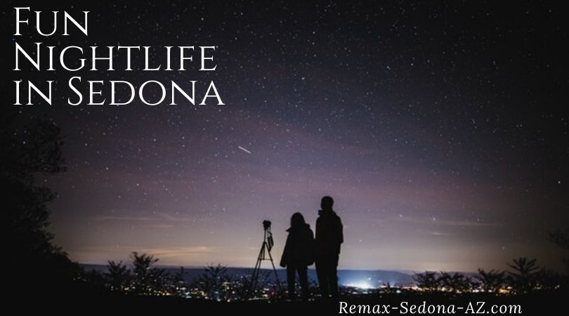 The Best Nightlife in Sedona Arizona