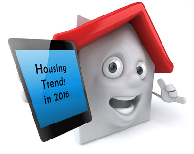 Housing Trends in 2016 for Sedona AZ