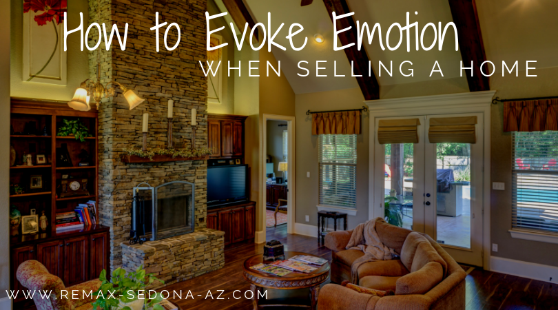 How to evoke emotion when selling a home