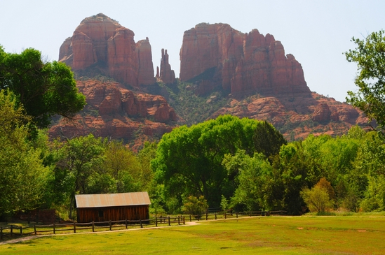 Sedona visitors and afforable