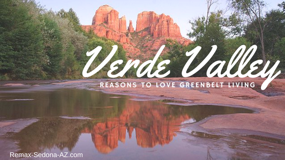 Greenbelt living in Verde Valley