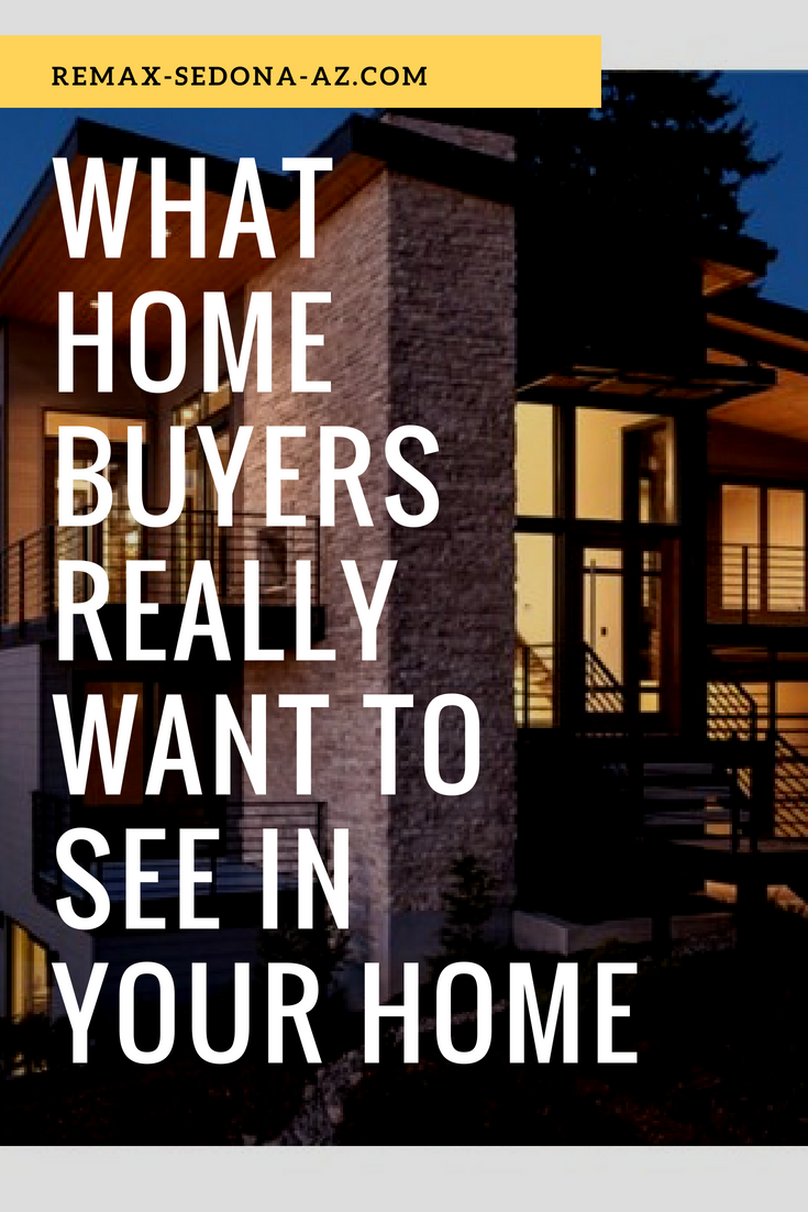 What Home Buyers Really Want to See in Your Home